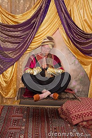 Oriental greetings
