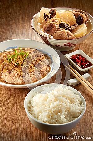Oriental Home Dish