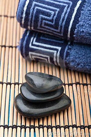 Oriental hotstone treatment