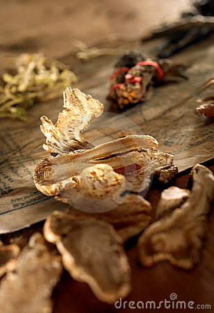 Oriental medicine herbs