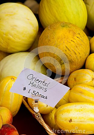 Oriental Melons