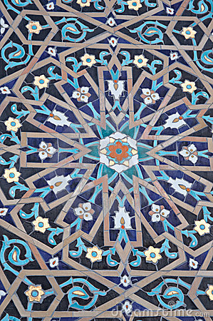 Free Oriental Mosaic Royalty Free Stock Images - 409049