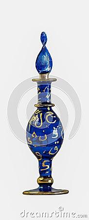 Oriental parfume bottle
