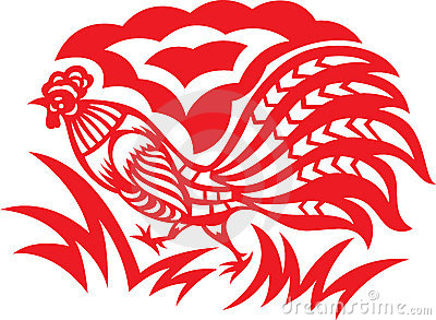 Oriental Rooster