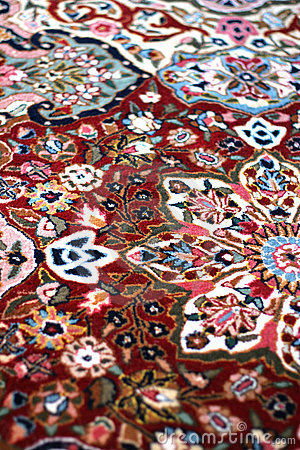 Free Oriental Rug Royalty Free Stock Photography - 1597157
