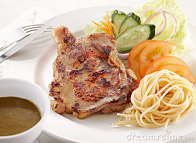 Oriental spice chicken
