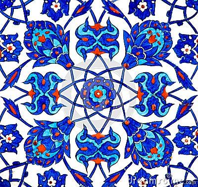 Free Oriental Tiles Stock Photo - 1835240
