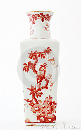 Free Oriental Umbrella Stand. Stock Photography - 7996532