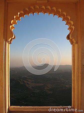 Oriental window