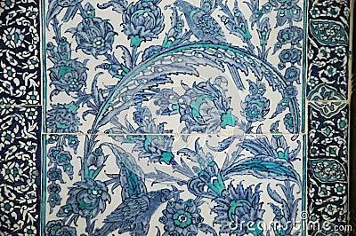 orientalische fliesen lizenzfreie stockbilder bild 10418679. Black Bedroom Furniture Sets. Home Design Ideas