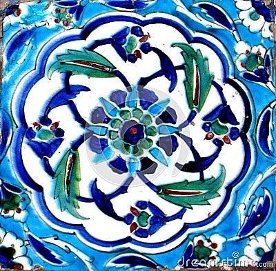 orientalische fliesen lizenzfreie stockfotos bild 1280618. Black Bedroom Furniture Sets. Home Design Ideas