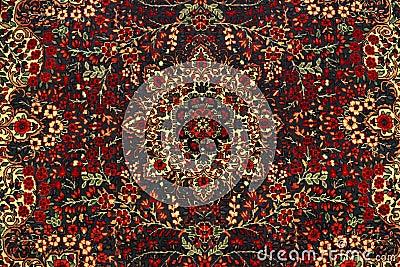 orientalischer teppich stockfotos bild 10526763. Black Bedroom Furniture Sets. Home Design Ideas