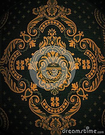 Orientalisches Auslegung-Muster