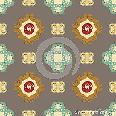 Orientalisches Muster