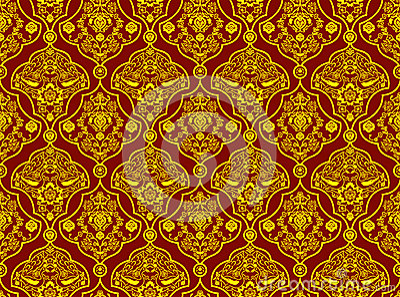 orientalisches muster vektor abbildung bild 52063507. Black Bedroom Furniture Sets. Home Design Ideas