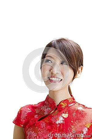 Orientalisk skönhet