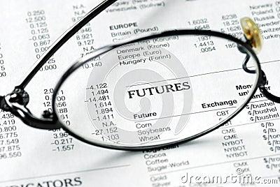 Orientation sur le marché du terme