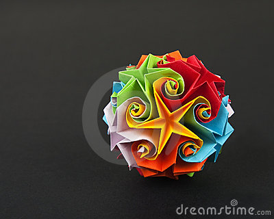Origami Royalty Free Stock Photos - Image: 13677388