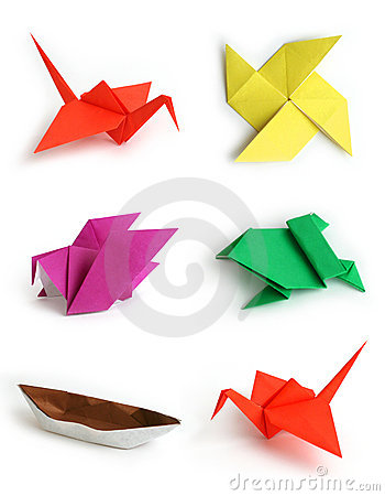 Free Origami Royalty Free Stock Images - 4414459