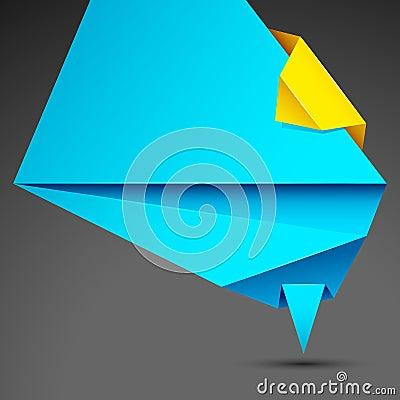 Origami Background