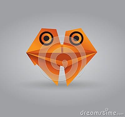 Origami Croak
