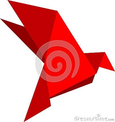 Free Origami Dove Stock Image - 3931851