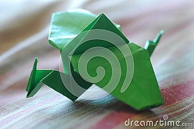Origami Dragon