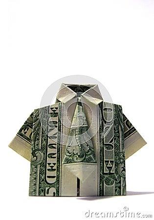 Origami Shirt/Tie