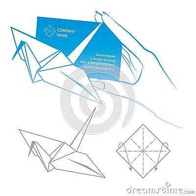 Origami symbolic