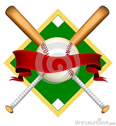 Free Original Baseball Logo Royalty Free Stock Images - 3993939
