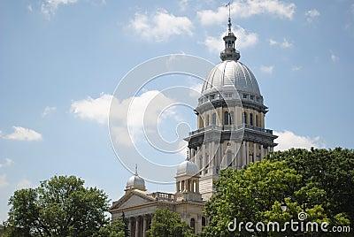 Original Illnois State Capital Building