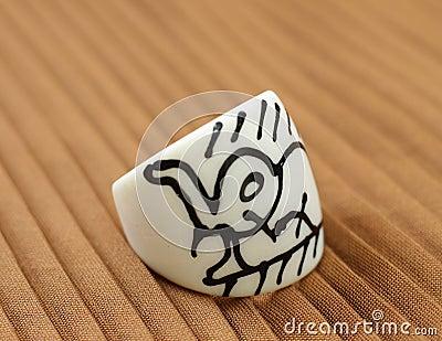 Original ivory ring