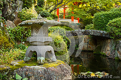 Japanese Garden Stone Bridge brilliant japanese garden stone bridge in a simple outdoor design