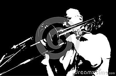 Original jazz player