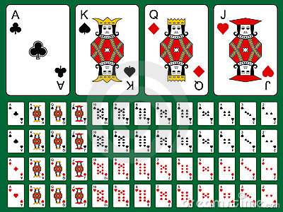 Original playing cards