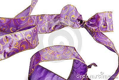 Original purple ribbon