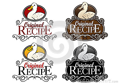 Original Recipe Duck Version Seal