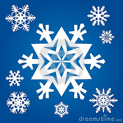 Original snowflakes