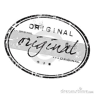 Original stamp