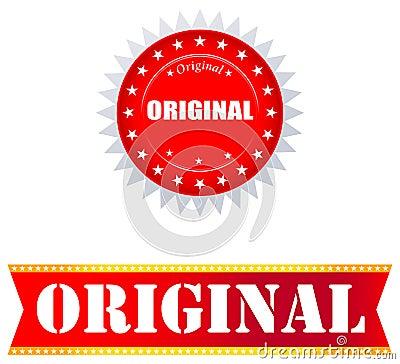 Original Sticker
