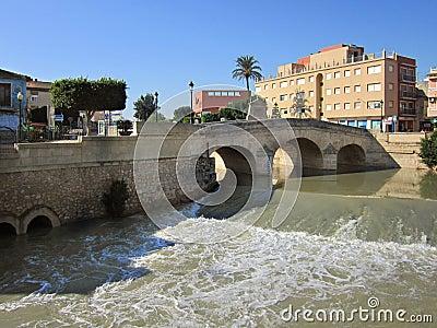 Orihuela - Segura River - Spain