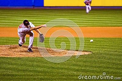 Orioles Pitcher Chad Bradford