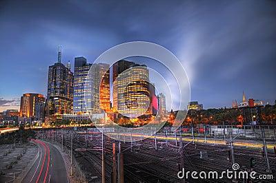 Orizzonte di Melbourne