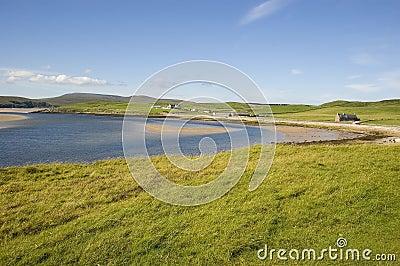 Orkney s quiet bay