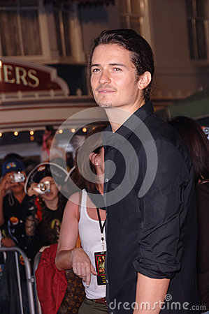 Orlando Bloom Editorial Stock Image