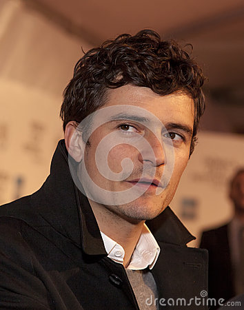 Orlando Bloom Editorial Stock Photo