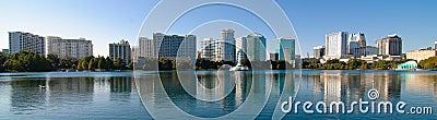 Orlando cityscape