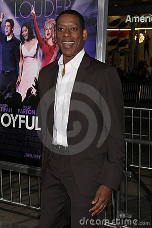 Orlando Jones Editorial Stock Image
