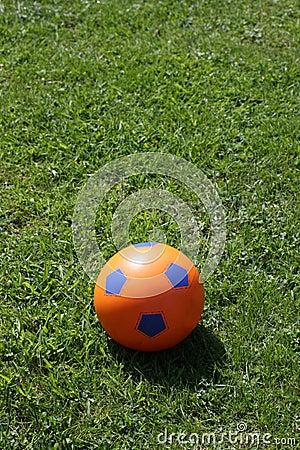 Ornage Ball