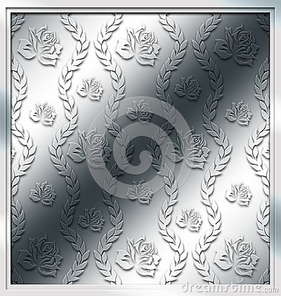 Ornament background design resource